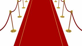 Red Carpet stock video