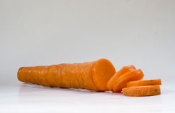 Red Carrot Royalty Free Stock Photos