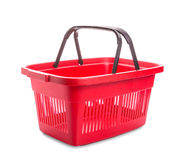 Red cart Royalty Free Stock Images