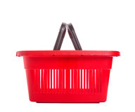 Red cart Stock Image