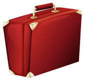 A red case Royalty Free Stock Photography