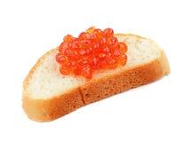 Red caviar Royalty Free Stock Photo