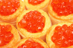 Red Caviar. Stock Photography