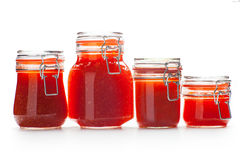 Red caviar Stock Photography