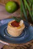 Red caviar royalty free stock image