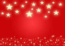Red celebration background Royalty Free Stock Images