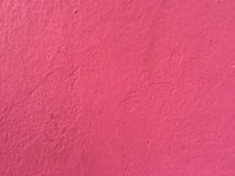 Red cement wall Stock Photos