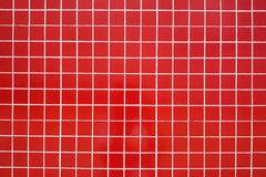 Free Red Ceramic Tile Stock Photo - 14935570