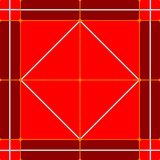 Red ceramic tiles Royalty Free Stock Photos