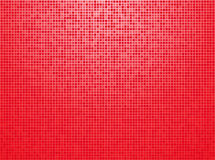 Red checkered background Stock Image
