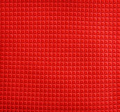 Red checkered fabric Royalty Free Stock Photos