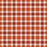 Red checkered tablecloth style traditional pattern. Red checkered tablecloth style traditional rural pattern Stock Photography