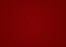 Red Checkered Texture Royalty Free Stock Images