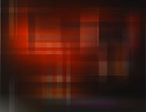 Red checks. Editable vector abstract pattern of red stripes made using a gradient mesh Royalty Free Stock Images