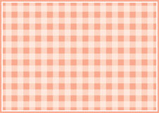 Red chequered background Stock Image