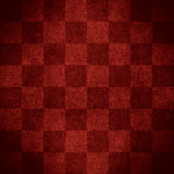 Red chequered pattern texture Stock Photo
