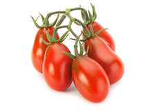 Red cherry tomato vegetable Stock Photography
