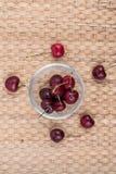 Red cherry Stock Photo