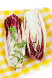 Red chicory. Stock Image