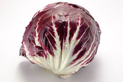 Red chicory from Chioggia Royalty Free Stock Images