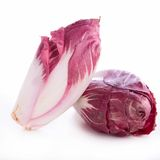 Red chicory Stock Images