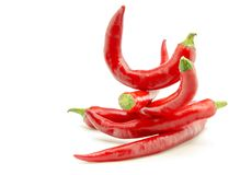 Red chili Stock Images