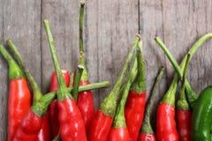 Red chili Stock Photo