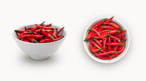 Red chili Stock Photo