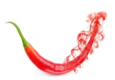 Red chili pepper. Royalty Free Stock Photography