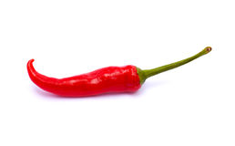 Red chili pepper Stock Photos