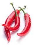 Red chili pepper Stock Photography