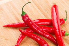 Red chili pepper. Stock Photography
