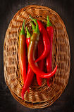 Chili peppers. Stock Photography