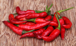Red chilies Royalty Free Stock Photo