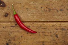 Red chilli Stock Photography