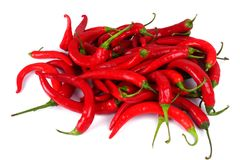 Red Chilli Royalty Free Stock Photos