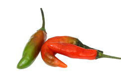 Red chilli pepper Stock Photo