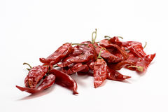 Red chilly stock images