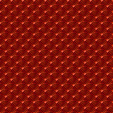 Red Chinese background pattern for new years celebrations vector seamless. Art stock illustration