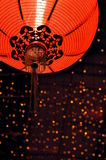 Red Chinese Lantern Stock Photo