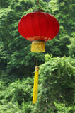 Red Chinese Lantern Stock Photography