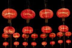 Red Chinese Lantern Royalty Free Stock Image
