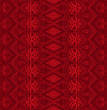 Red chinese new year geometric background. Embroidery Pattern in Red. Perfect for wallpapers, pattern fills, web backgrounds, surface textures, cards, gift wrap vector illustration