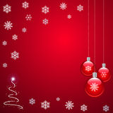 Red Christmas Stock Images