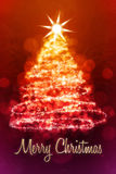 Red christmas Stock Photo