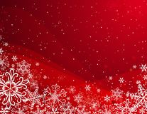 Red christmas background,  Stock Images