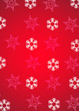 RED christmas background. Stock Images