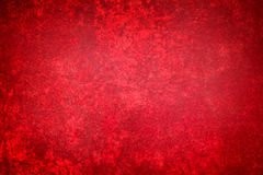 Red christmas background marble texture Royalty Free Stock Photography
