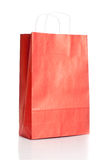 Red Christmas Bag Royalty Free Stock Photography