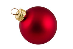 Free Red Christmas Ball Royalty Free Stock Photography - 3857877